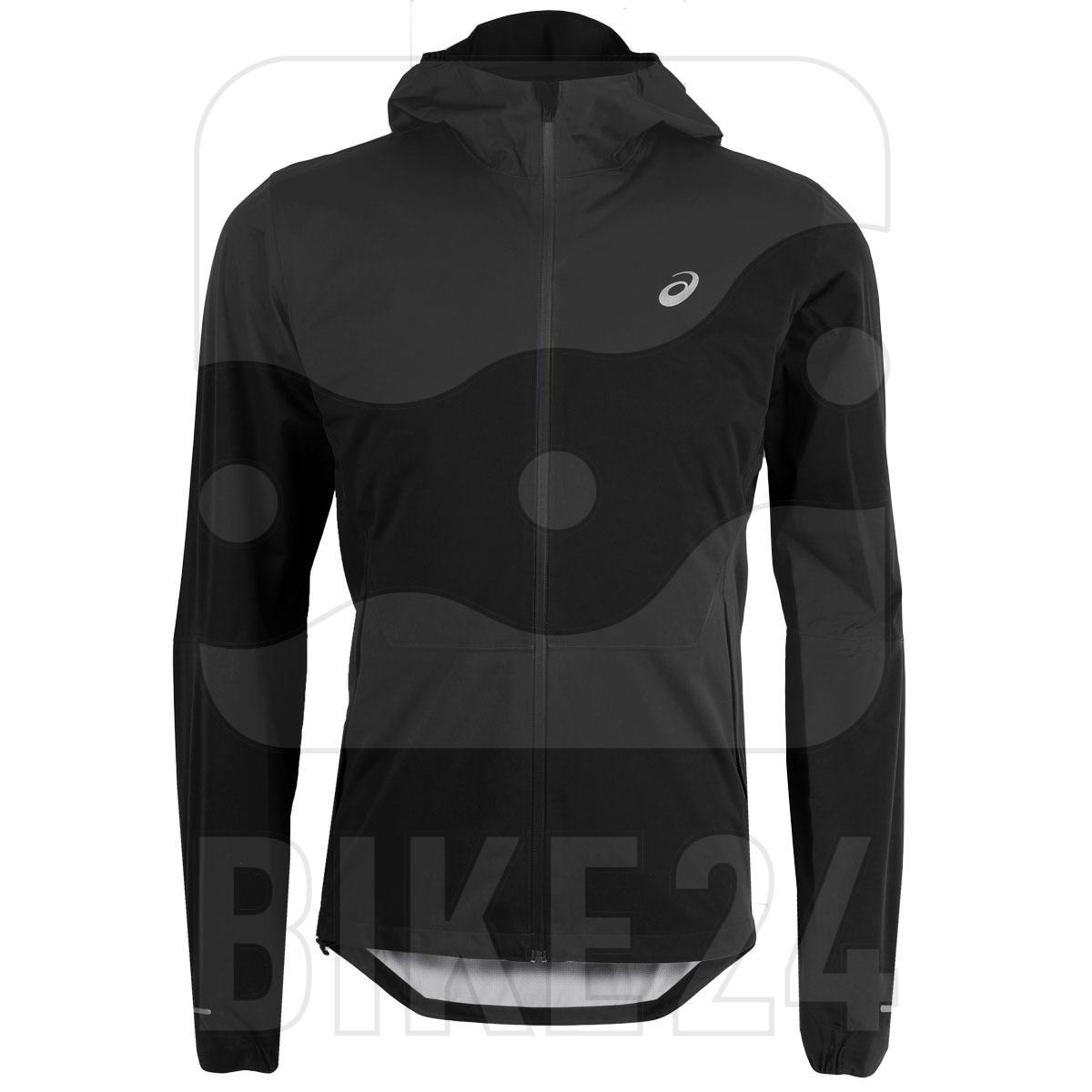 asics Winter Accelerate Running Jacket - performance black