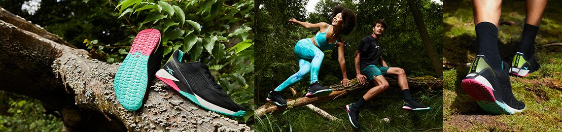 Reebok – Stylishe Lifestyle-, Lauf- & Fitness-Sportschuhe, Kleidung und Accessoires