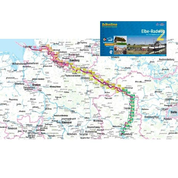 Elbe-Radweg 2 - Von Magdeburg nach Cuxhaven