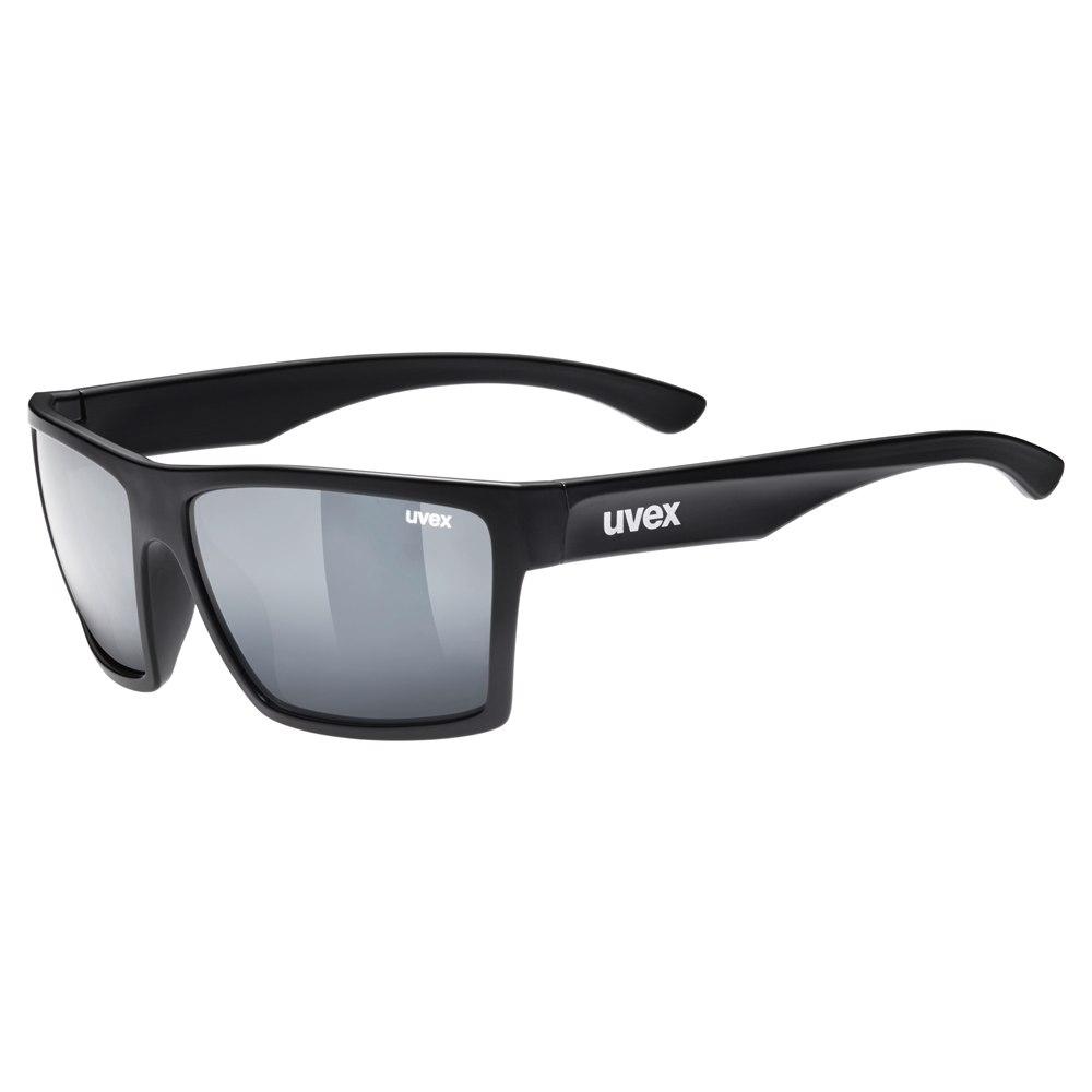 Uvex lgl 29 - black mat/mirror silver Brille