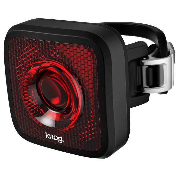 Knog Blinder MOB Rear Light - red LED - black
