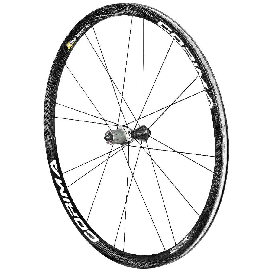 CORIMA 32 WS+ - Carbon Rear Wheel 28 Inch - Clincher - 10x130mm QR