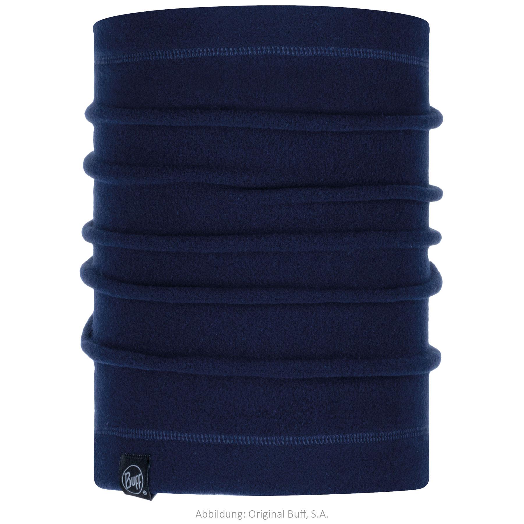Buff® Polar Neckwarmer - Solid Night Blue