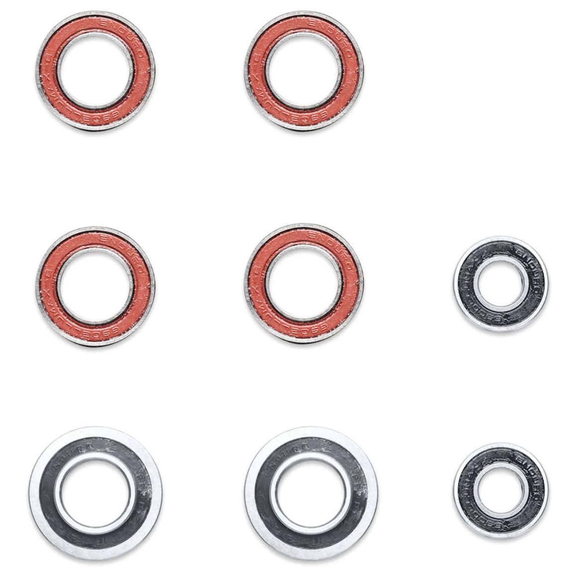 Image of Yeti Cycles Bearing Rebuild Kit for SB130 / SB140 / SB150 / SB165 (2019+)