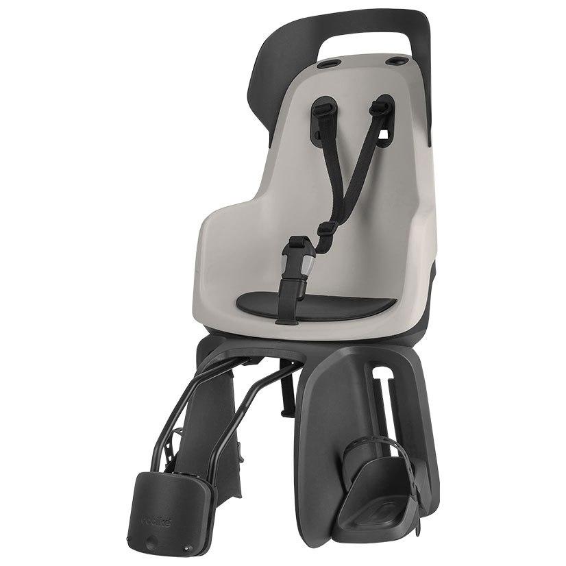 Bobike GO Child Bike Seat - Frame Mount - Vanilla Cup Cake