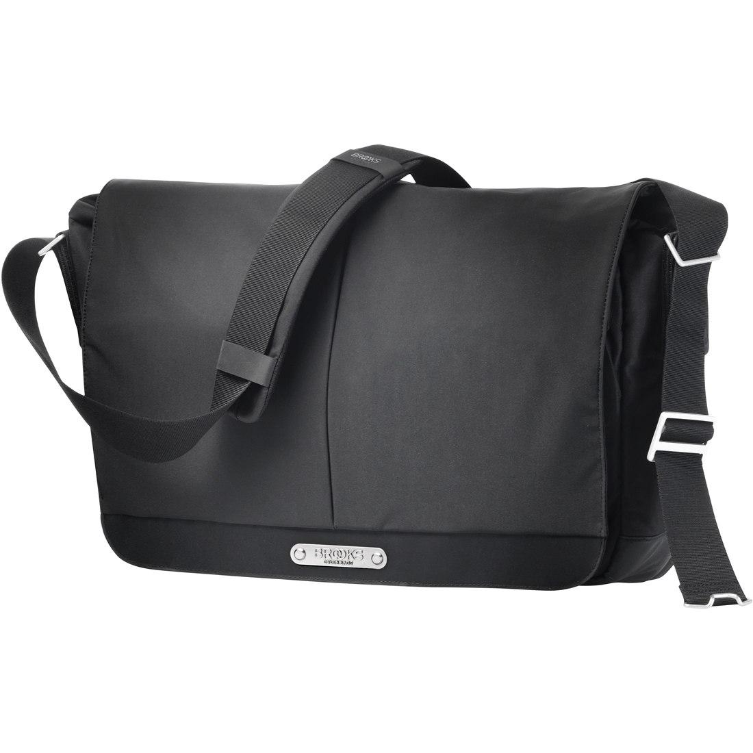 Brooks Strand Shoulder Bag - black