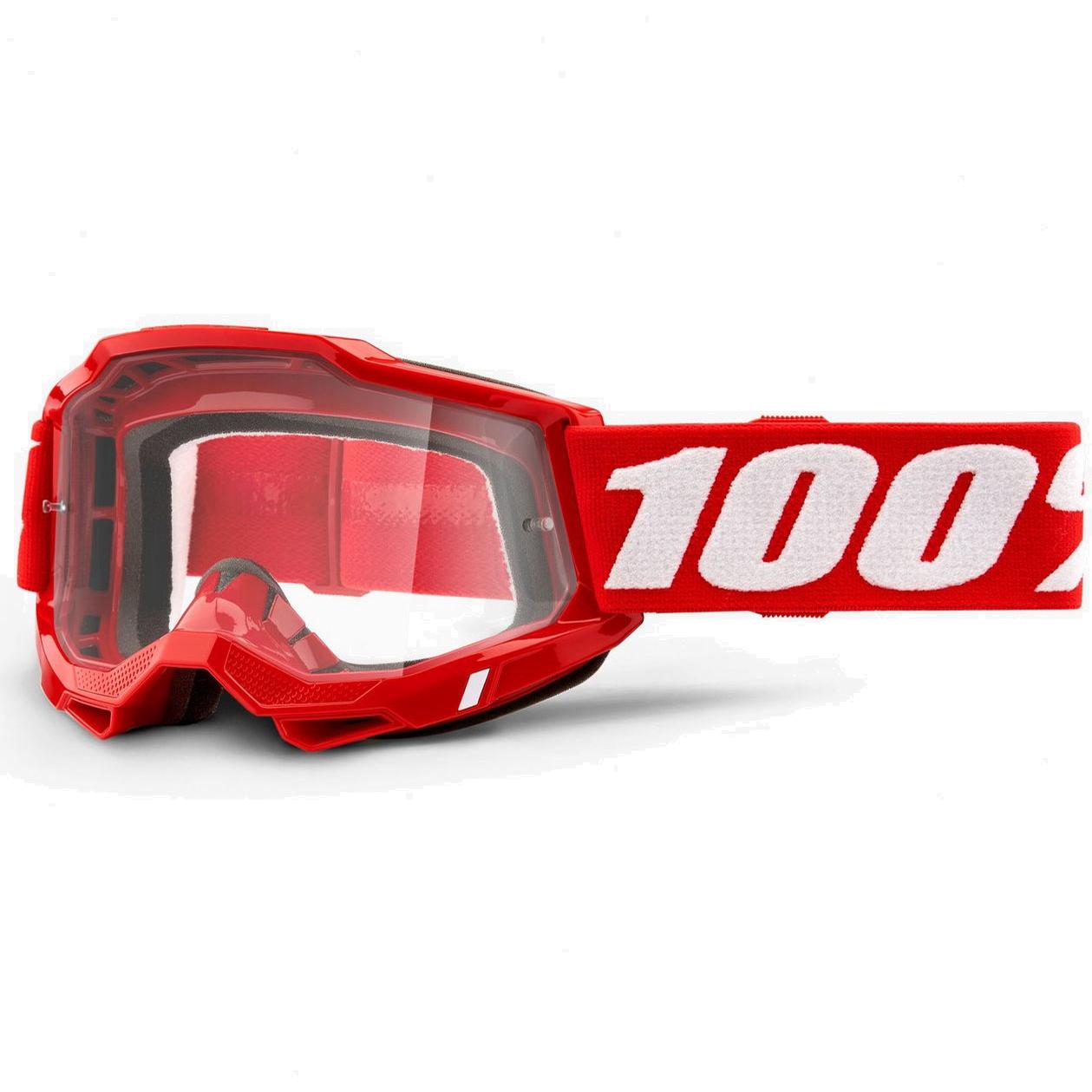 Imagen de 100% Accuri 2 OTG Gafas - Neon Red - Clear