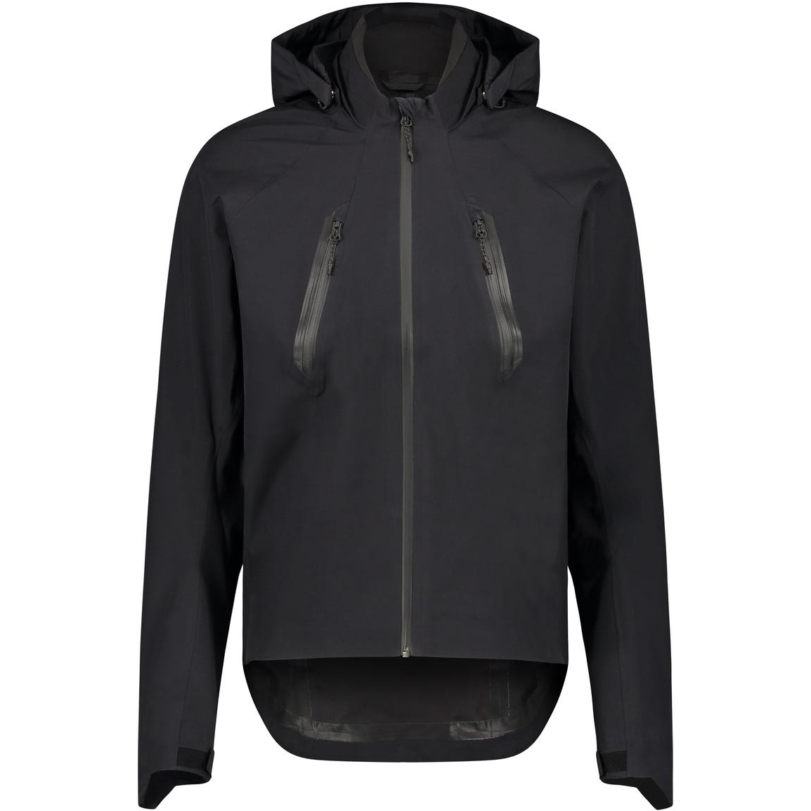 AGU Commuter Premium 3L Rain Jacket - black