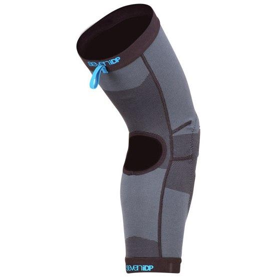 Imagen de 7 Protection 7iDP Project Lite Knee Pads - grey-blue