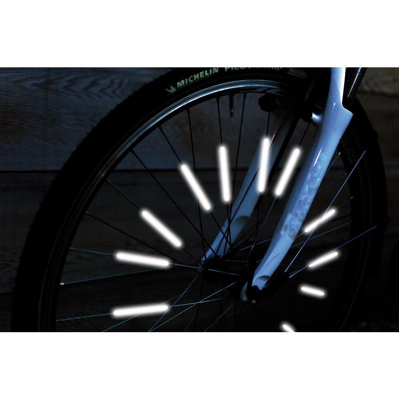 Bild von WOWOW Speichenreflektoren - Metallbox (24 Stk.)