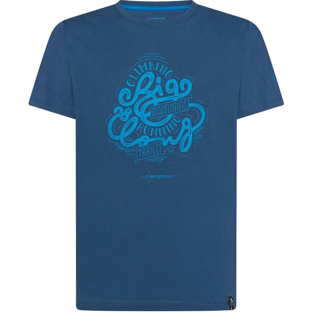 La Sportiva Go Big T-Shirt - Opal