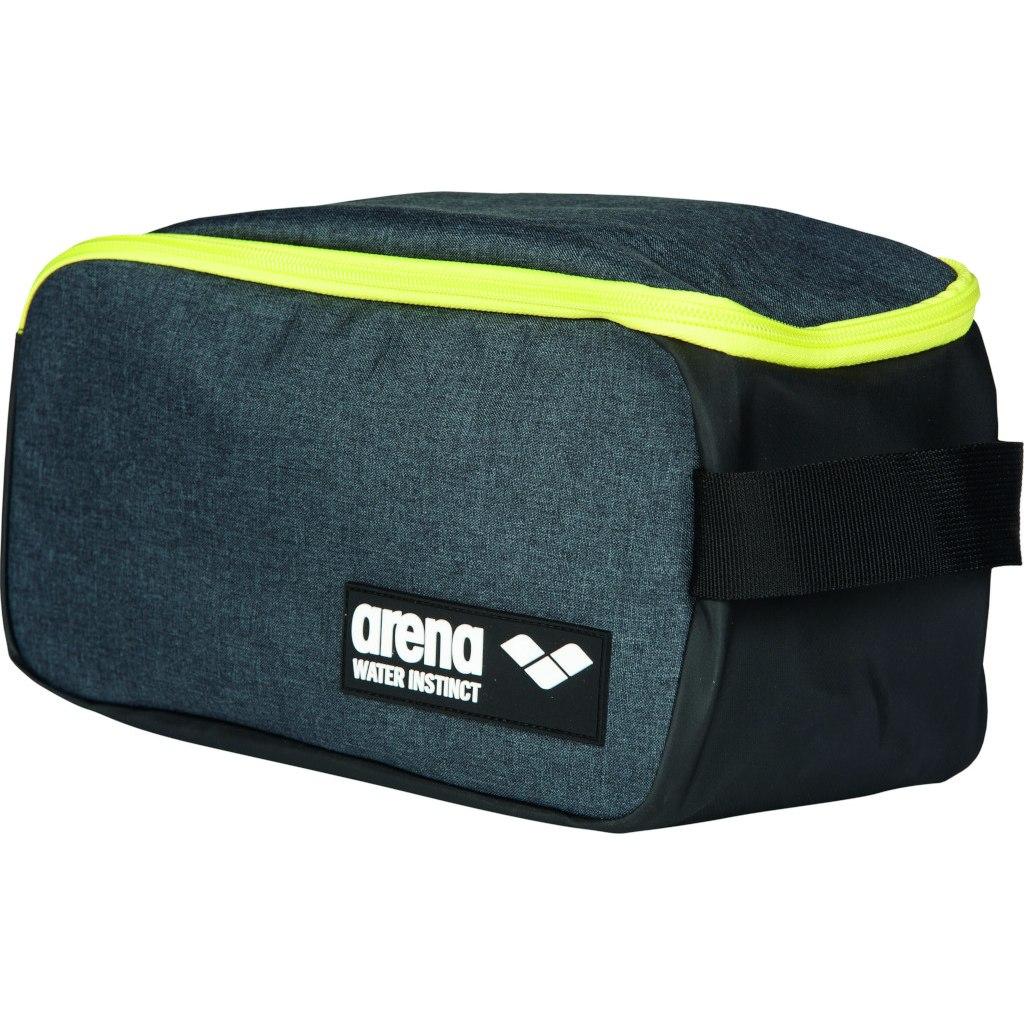 Image of arena Team Pocket Bag - grey melange