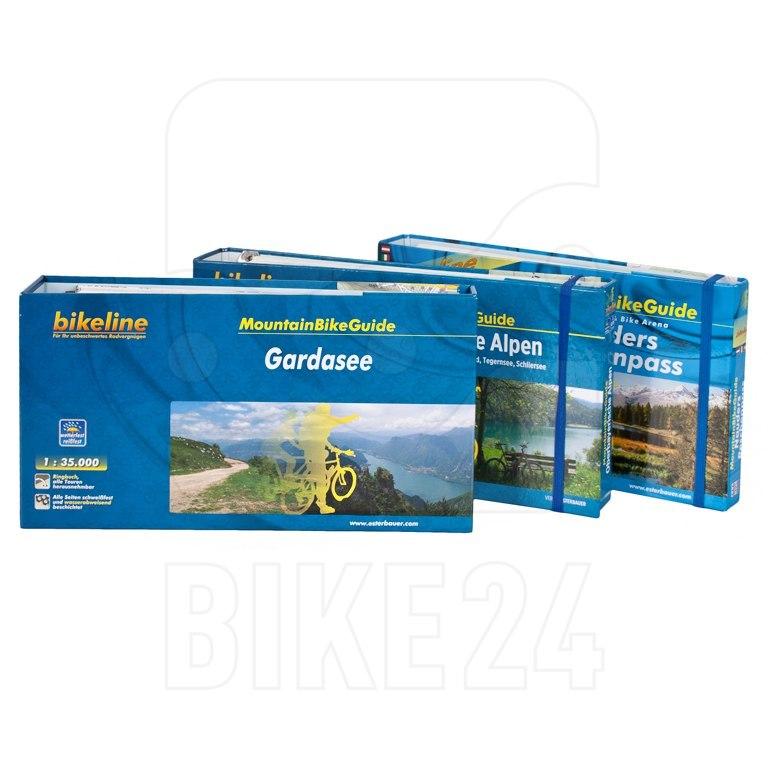 Bikeline MountainBike Guides