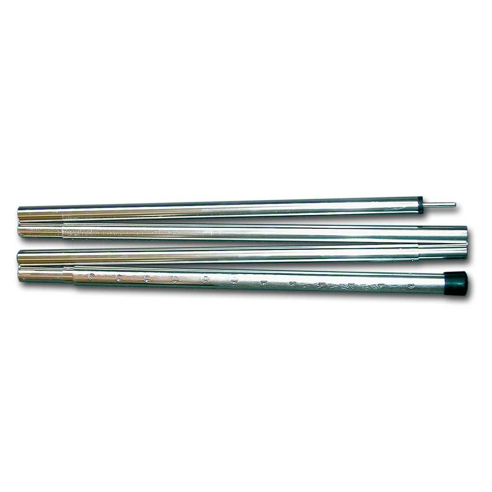Wechsel Tarppole Vario Aufstellstange - Silver
