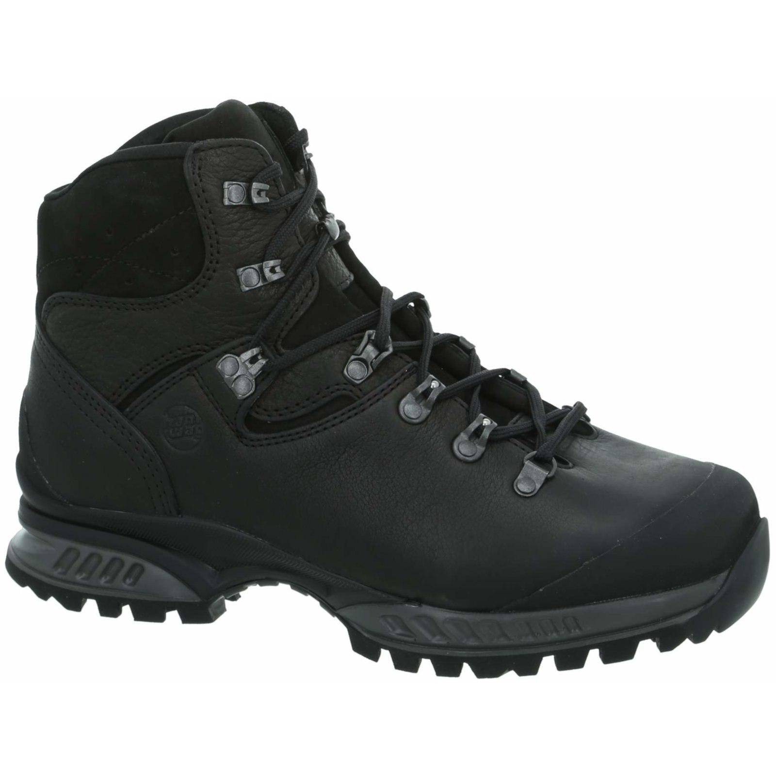 Hanwag Lhasa II Shoe - Black/Asphalt