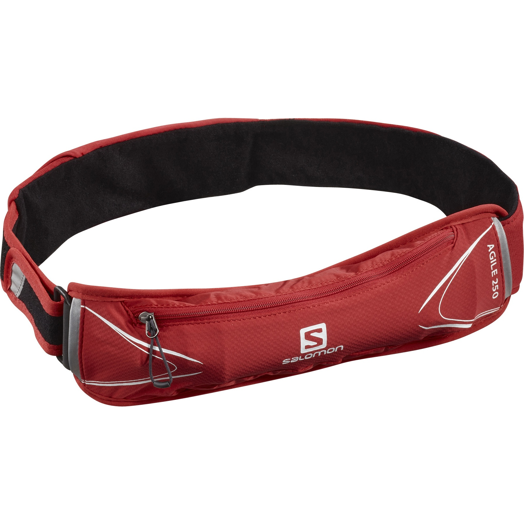 Picture of Salomon Agile 250 Belt Set Hydration Belt - Goji Berry