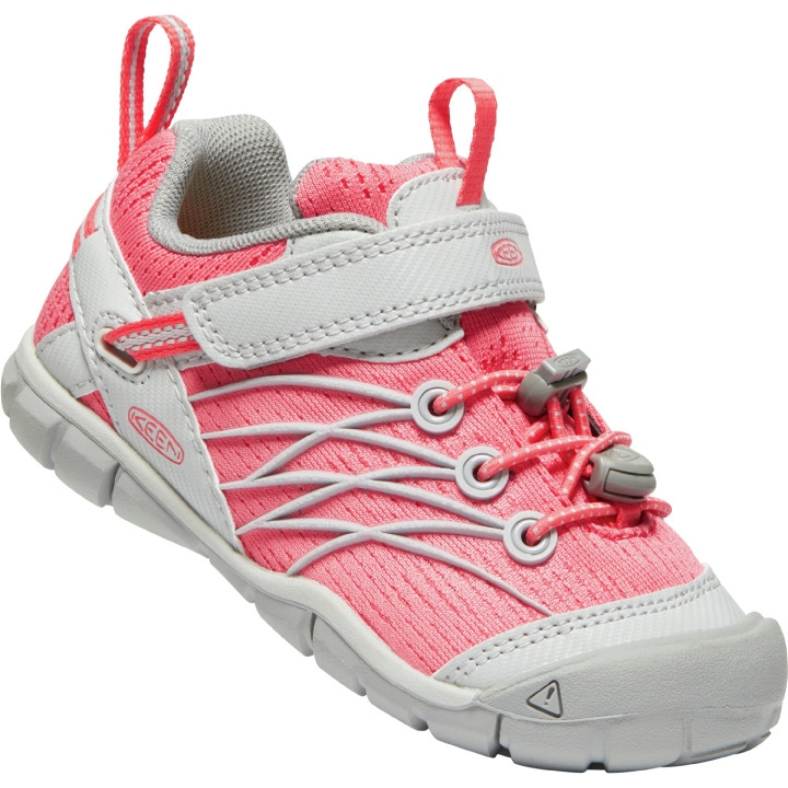 KEEN Chandler CNX Kinder-Sandale - drizzle/dubarry