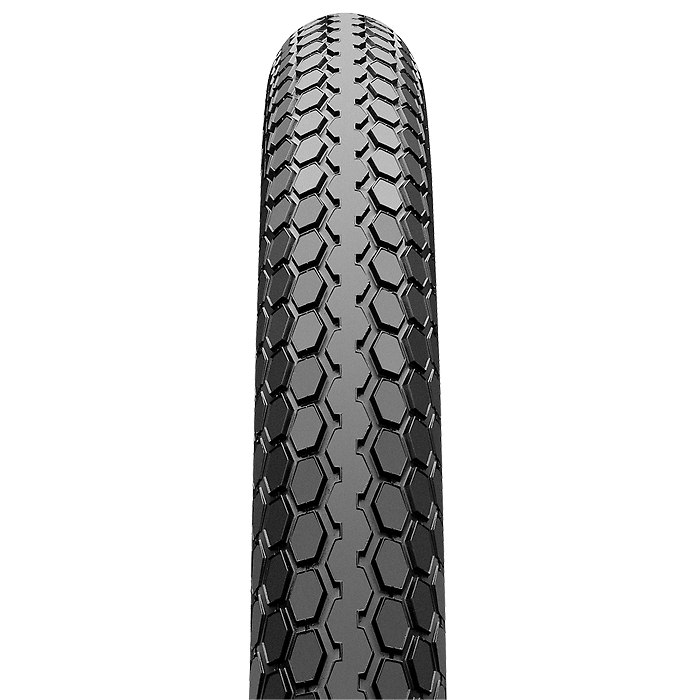 Image of Continental RIDE Cruiser Wire Bead Tire - 26x2.0 Inches - black Reflex