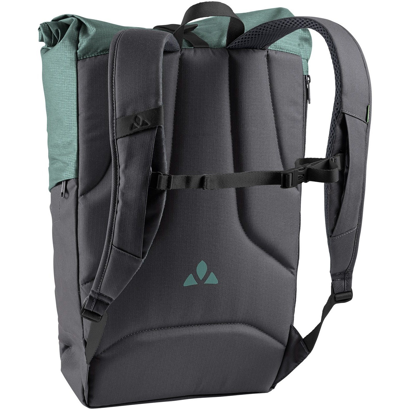Image of Vaude Okab Backpack - black/dusty forest
