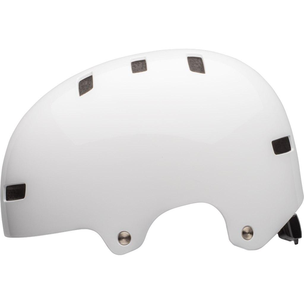 Image of Bell Local Helmet - gloss white