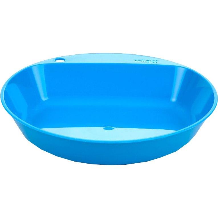Wildo Tiefer Teller - light blue