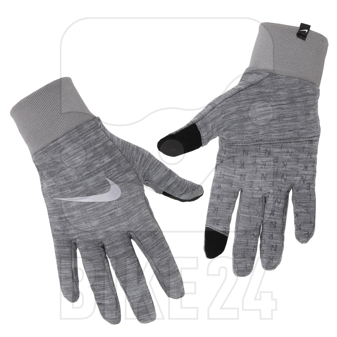 Produktbild von Nike Sphere 3.0 Laufhandschuhe für Herren - iron grey heather/grey fog/silver 068