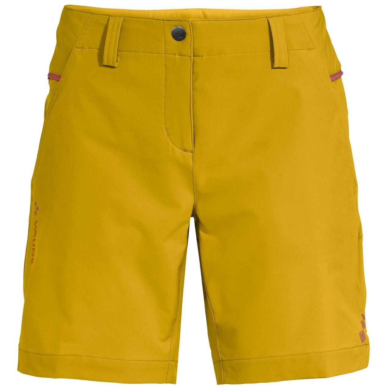 Vaude Skomer III Damen-Shorts - marigold