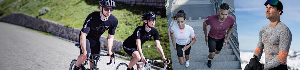 X-BIONIC – Geniale Funktionsbekleidung für Radfahrer, Läufer, Skifahrer und Aktive
