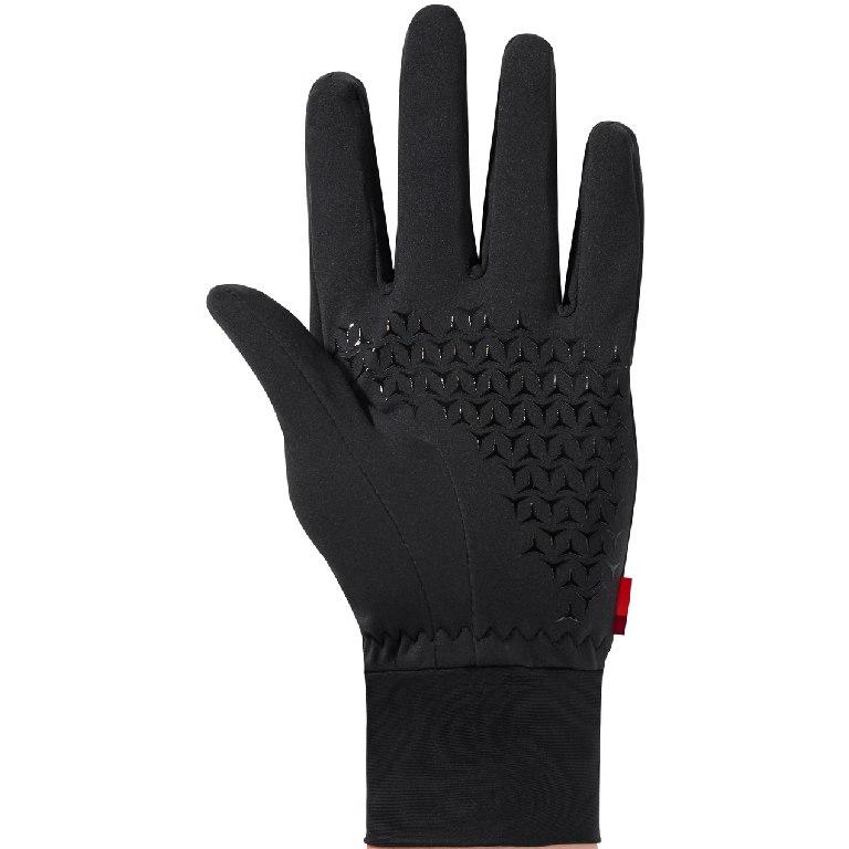 Image of Vaude Strone Gloves Full Finger - black