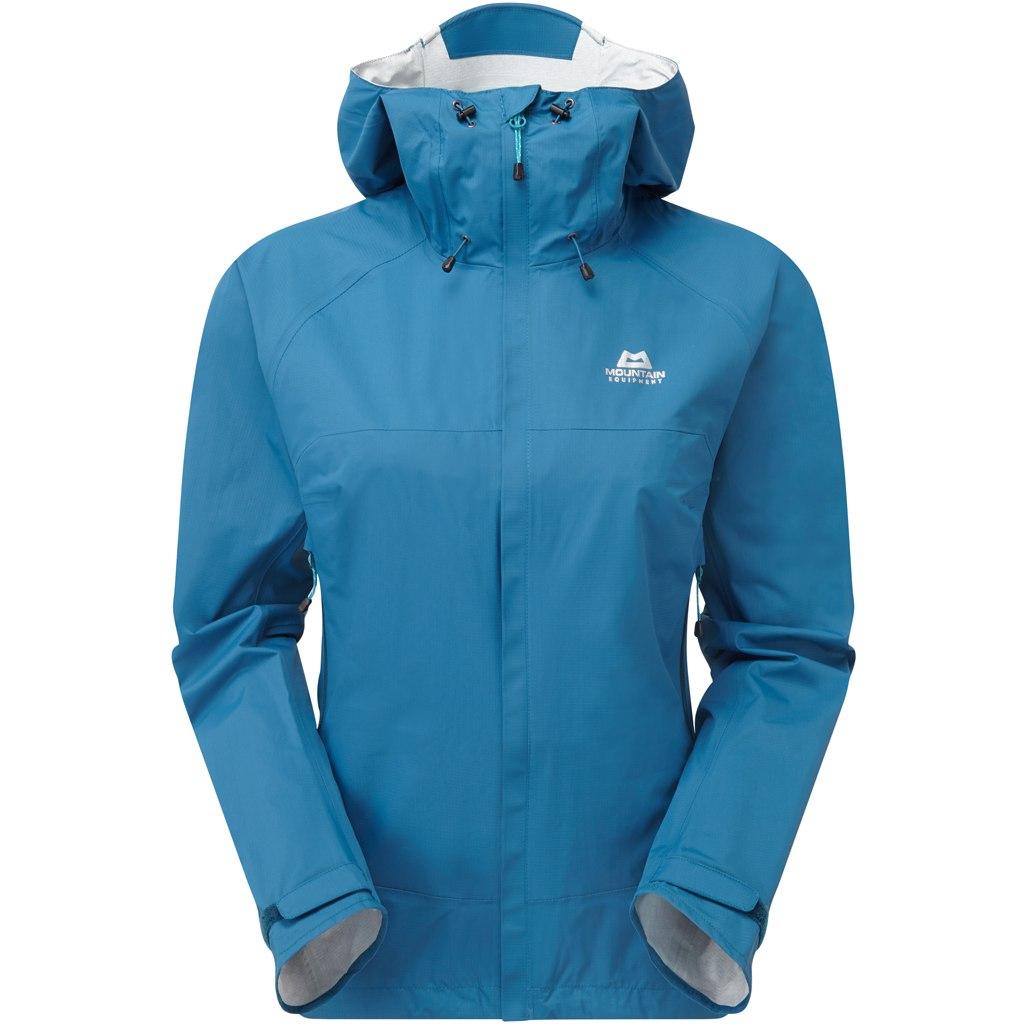 Mountain Equipment Zeno Womens Rain Jacket ME-002014 - Ink Blue