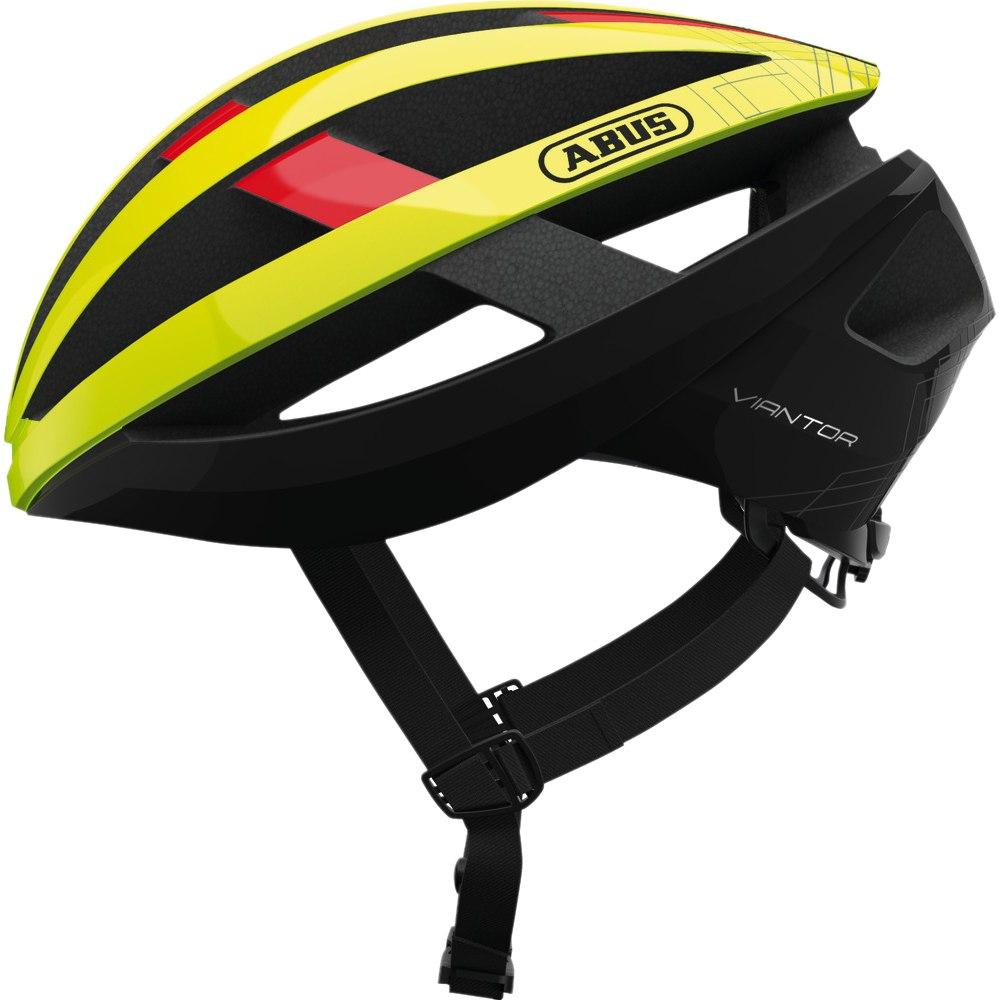 ABUS Viantor Helmet - neon yellow