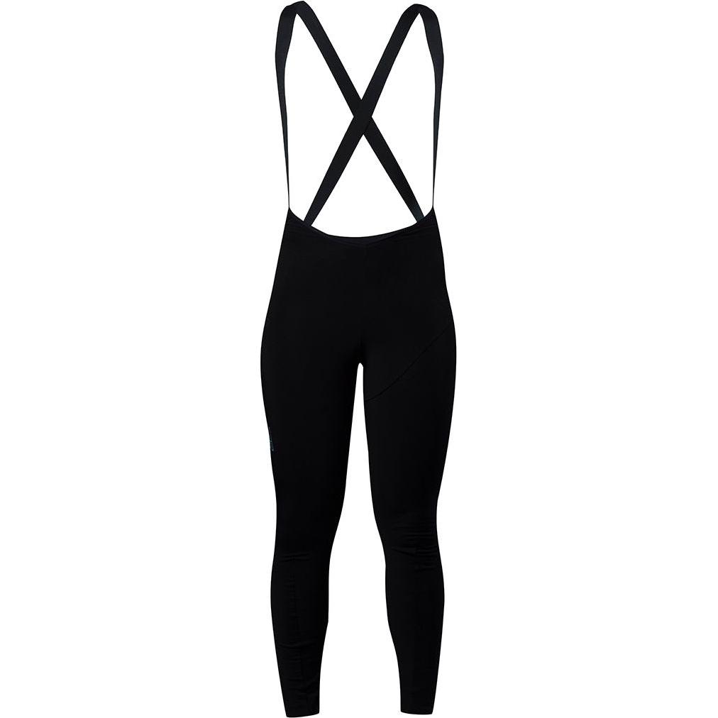 7mesh TK1 Trimmable Culotte con Tirantes para Mujer - negro