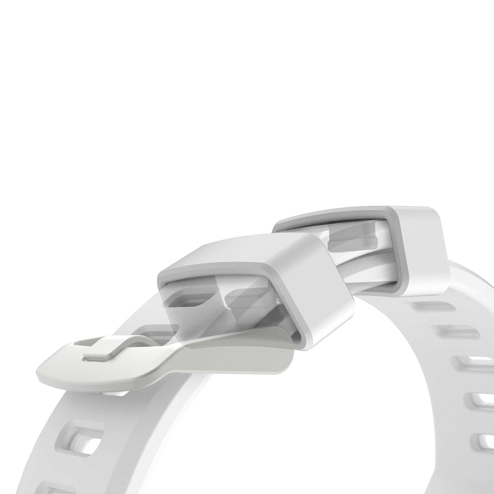 Wahoo ELEMNT RIVAL Armband - Kona White
