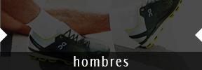 ON. Zapatillas de Correr y Engranaje de Correr de Hombres