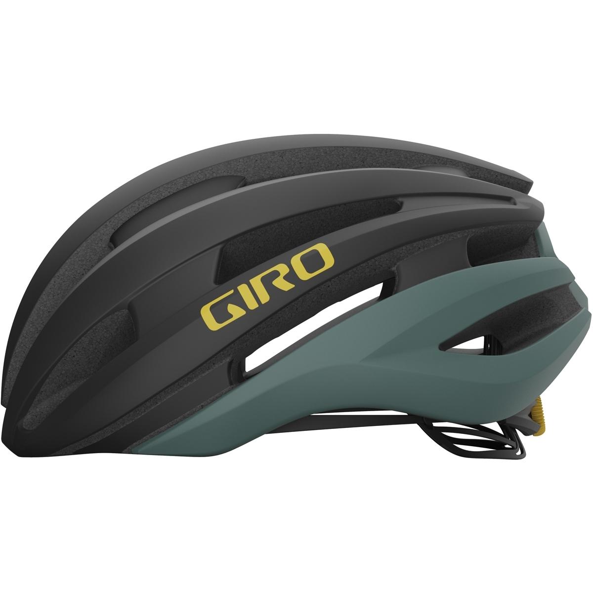Bild von Giro Synthe MIPS II Helm - matte warm black