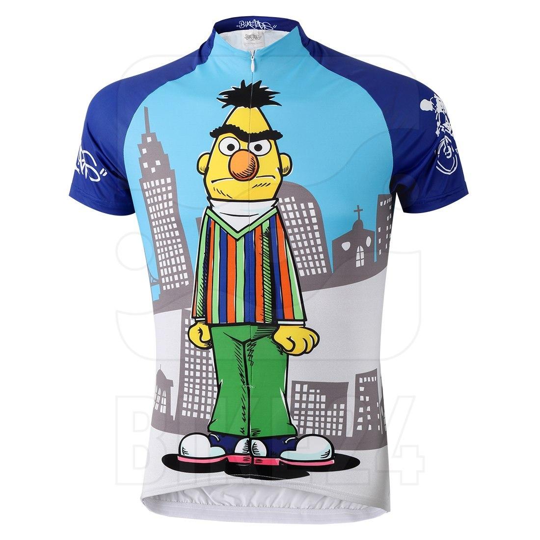 Biketags Jersey Sesame Street - Ernie & Bert
