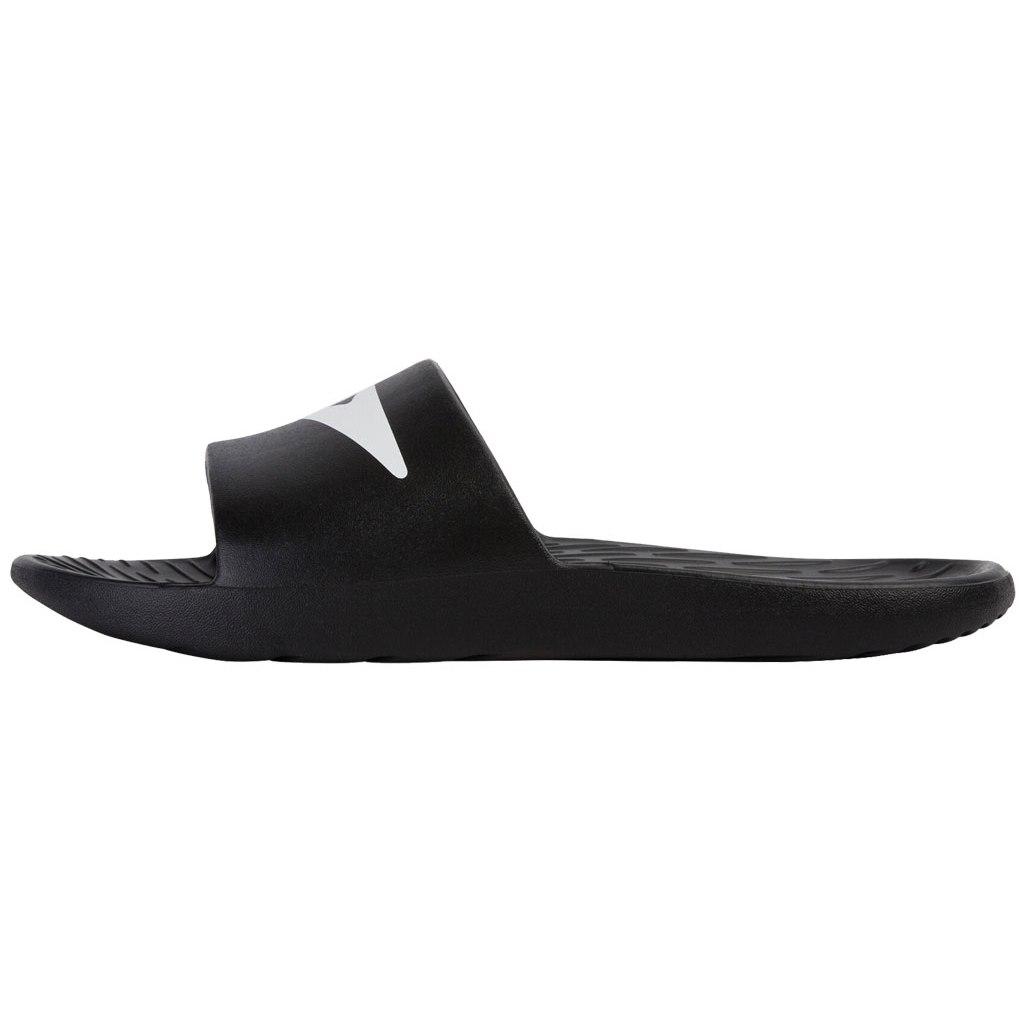Foto de Speedo Slide Calcetines de baño - negro