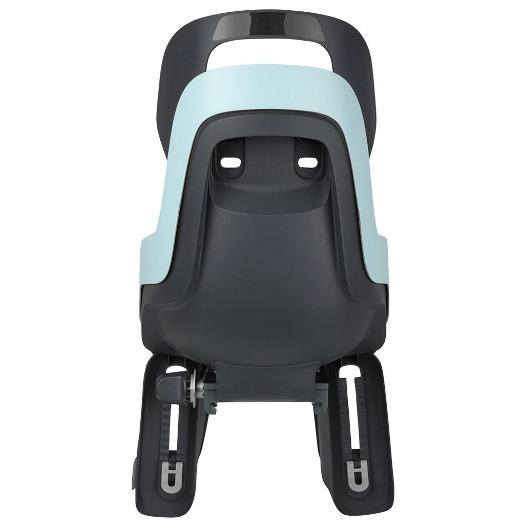 Image of Bobike GO Child Bike Seat - Frame Mount - Marshmallow Mint