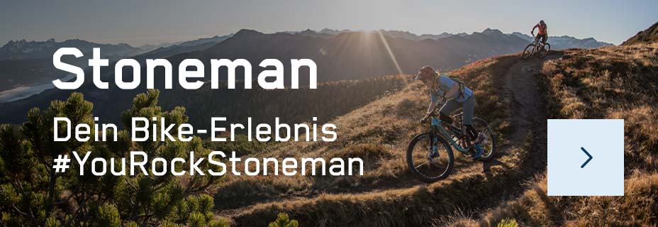 Stoneman – Dein außergewöhnliches MTB-Touren-Erlebnis #YouRockStoneman