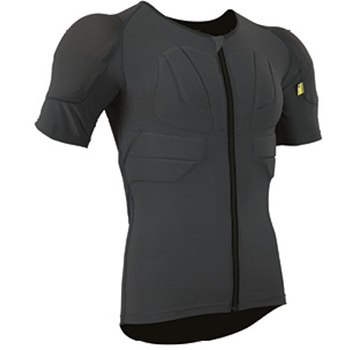 Image of iXS Carve Jersey upper body protective for Kids - grey