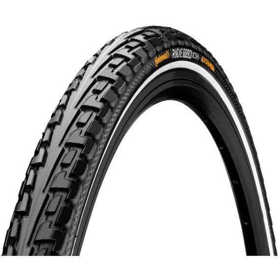 Continental RIDE Tour Wire Bead Tire - 584 - black Reflex