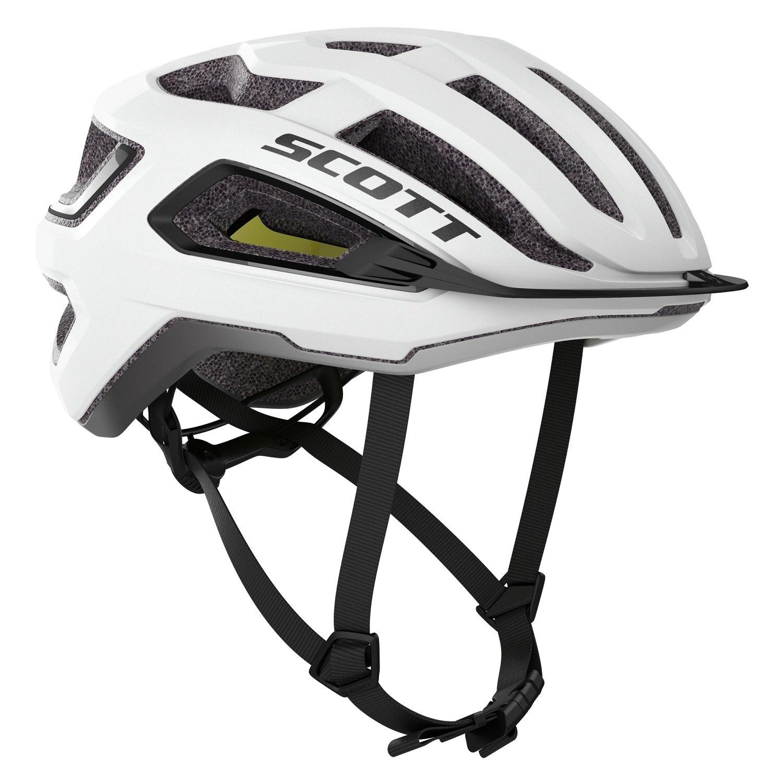 SCOTT Arx Plus (CE) Helmet - white/black