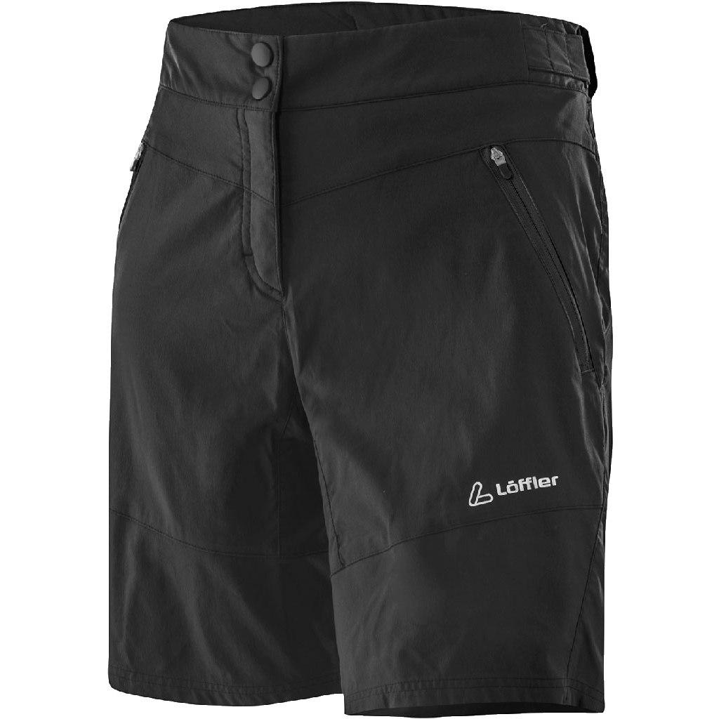 Löffler Bike Shorts Evo CSL Damen 23565 - black 990