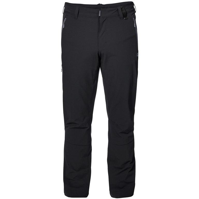 Jack Wolfskin Activate XT Men Softshell Pants - black