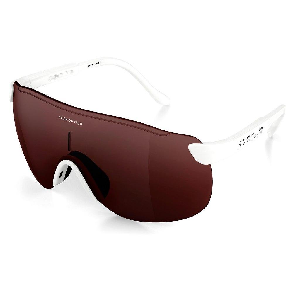 ALBA Stratos White / Pou Glasses