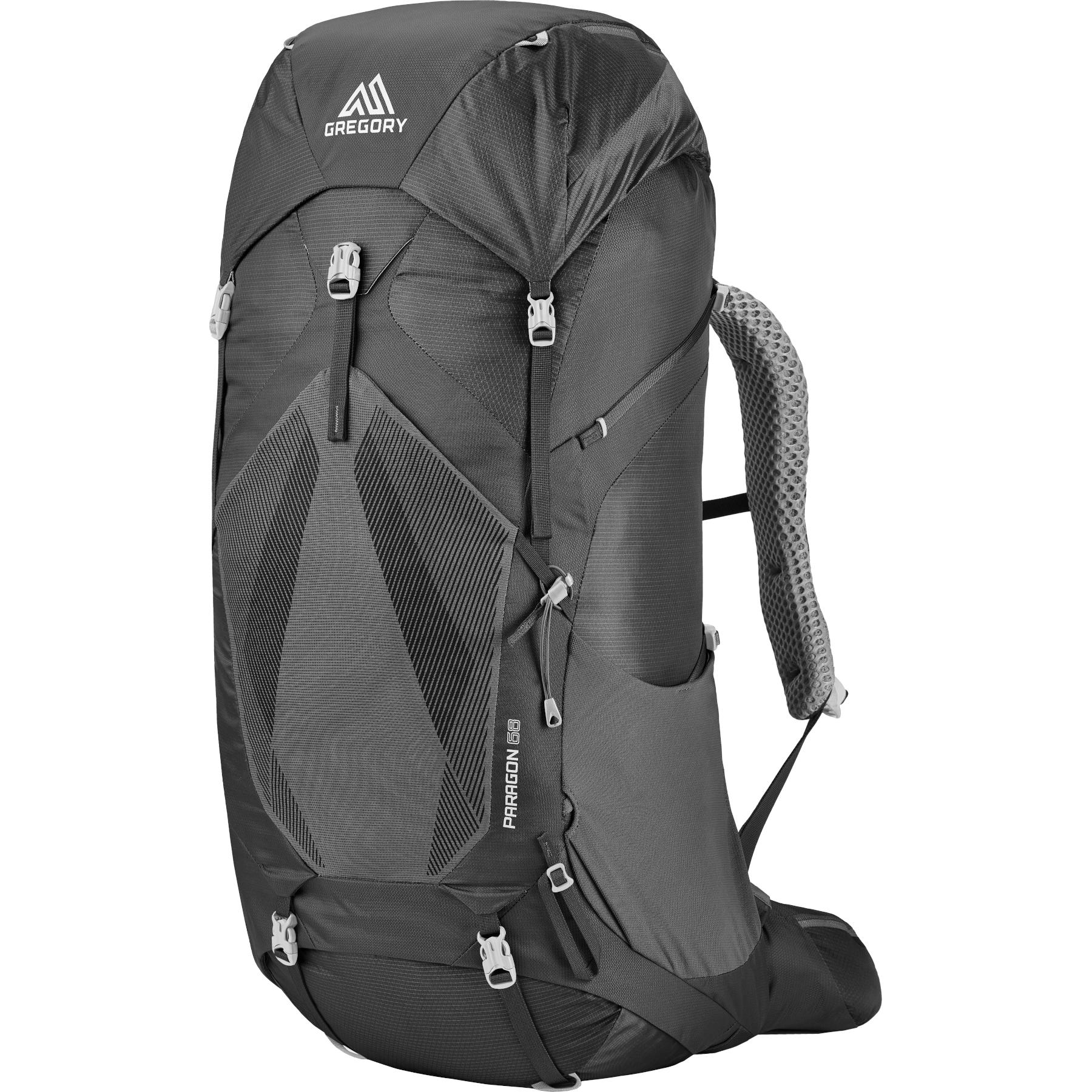 Gregory Paragon 68 Backpack - Basalt Black