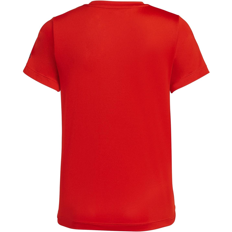 Bild von Vaude Kids Solaro T-Shirt II - mars red