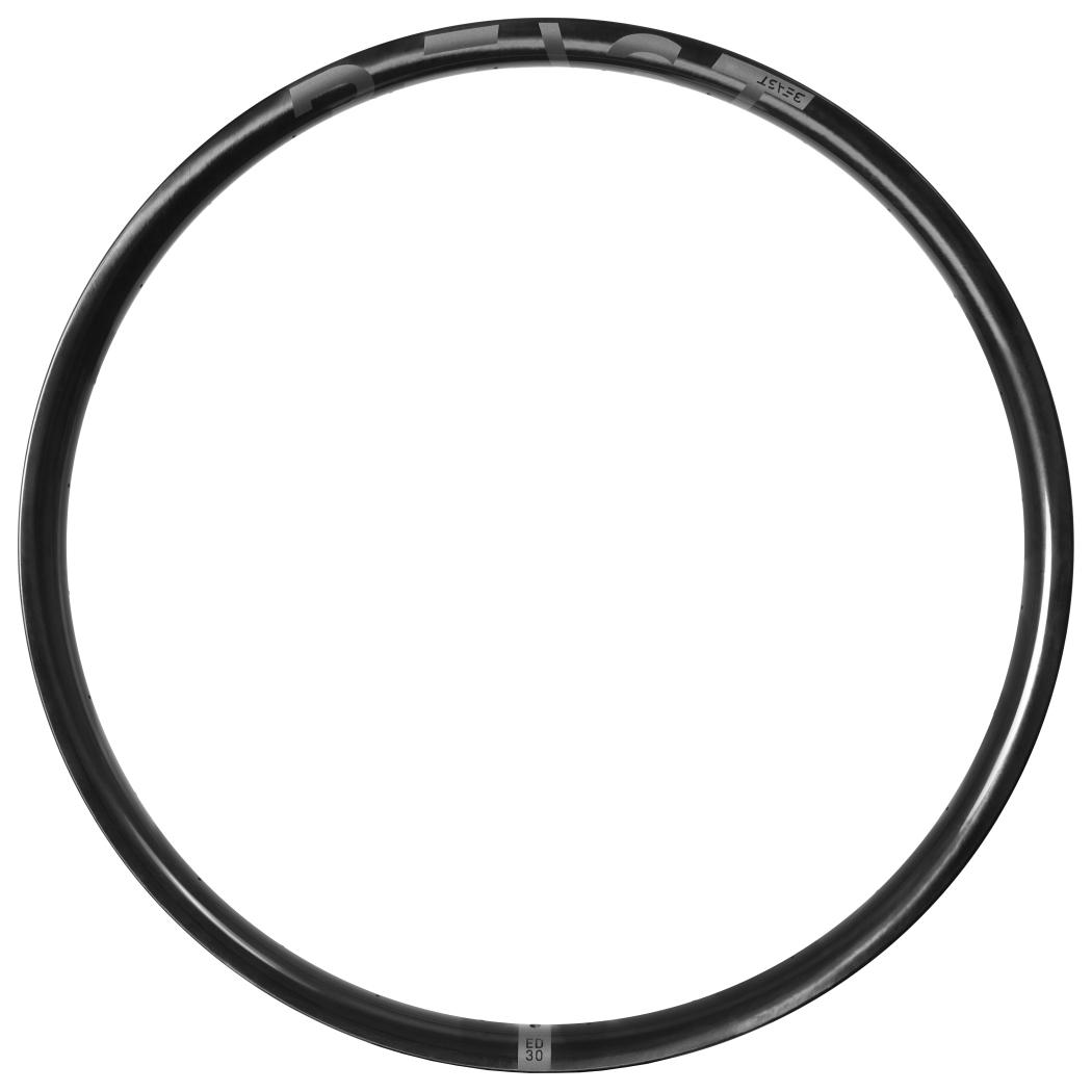 Beast Components ED30 27,5 Inch Carbon MTB Rim - UD black