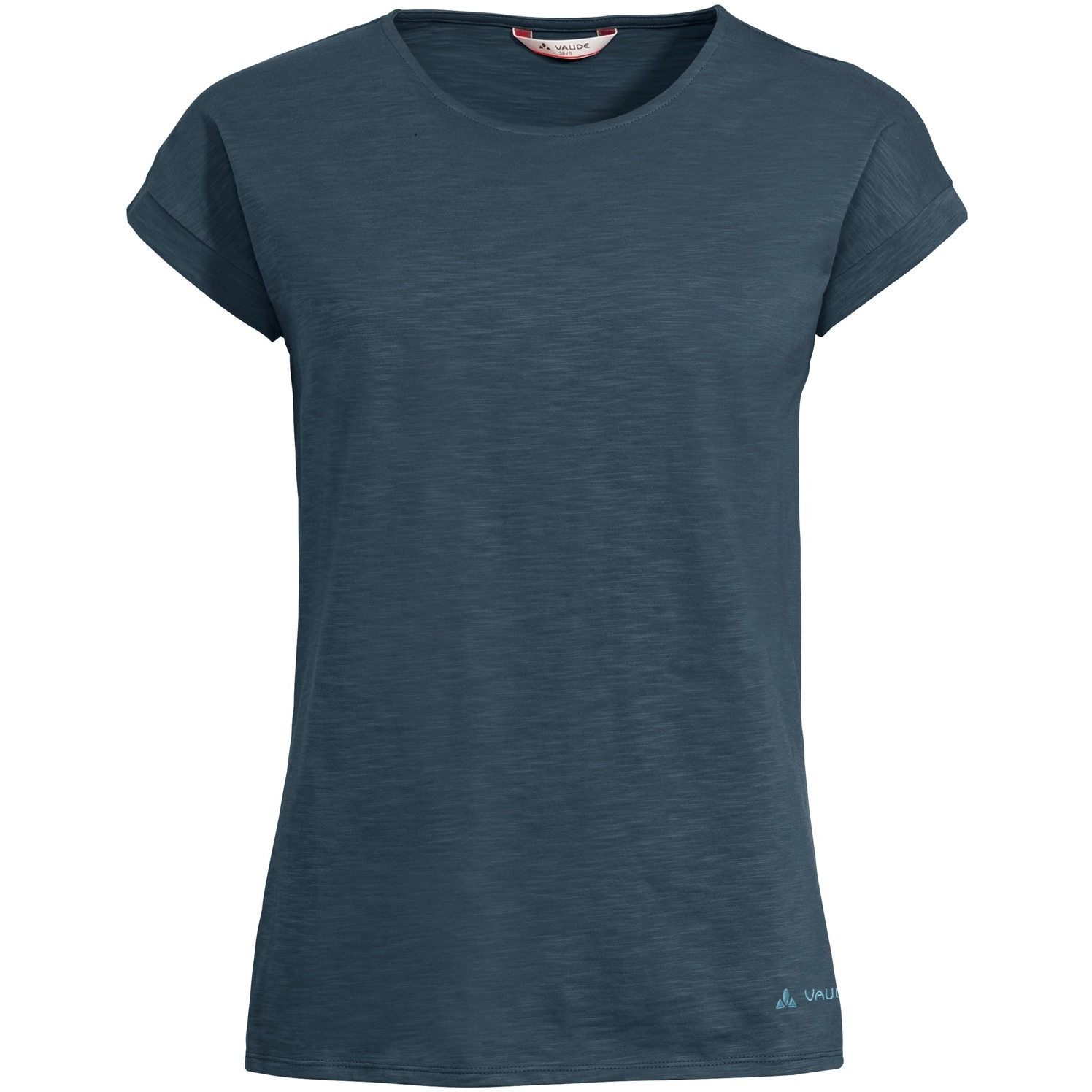 Vaude Moja Damen T-Shirt IV - steelblue