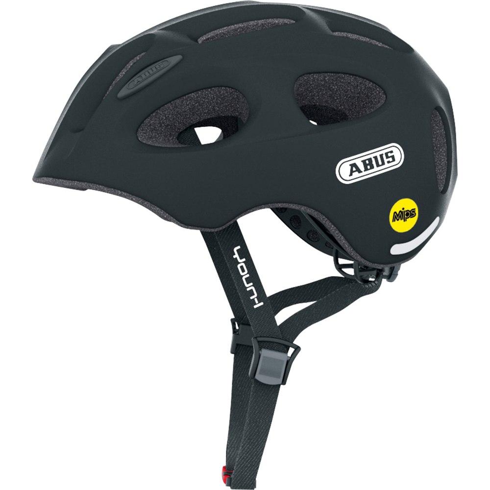 ABUS Youn-I MIPS Kids Helmet - velvet black